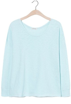 American Vintage Baby Blue Sonoma 36 Long Sleeve T Shirt - medium