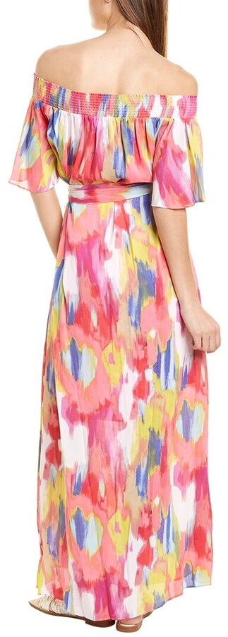Thumbnail for your product : trina Trina Turk Trina By Trina Turk San Onofre Maxi Dress