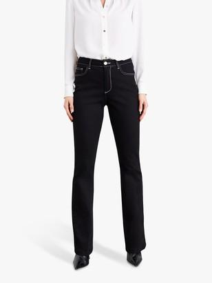 Damsel in a Dress Mea High Jeans, Black