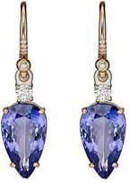 Irene Neuwirth Women's Gemstone Drop Earrings