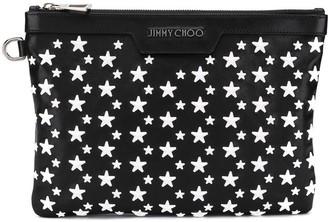 Jimmy Choo Derek clutch