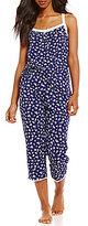 Lauren Ralph Lauren Floral Jersey Pajamas