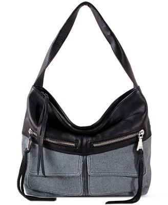 Aimee Kestenberg Road Trip Leather Hobo Bag