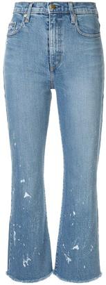 Nobody Denim Belle flared jeans