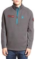 Spyder Fleece Lined Pullover Jacket