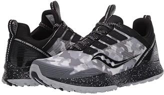 Saucony Mad River TR (White/Black) Men's Shoes