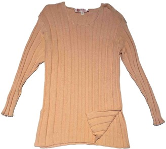 Loewe Orange Cotton Knitwear for Women Vintage