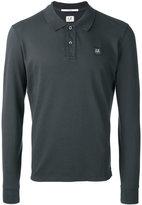 C.P. Company long sleeved polo shirt