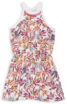 Splendid Toddlers, Little Girls and Girls Floral-Print Sleeveless Dress