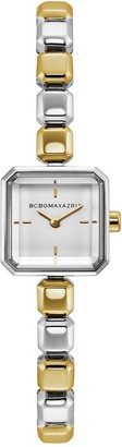 BCBGMAXAZRIA Women's Square Bracelet Watch, 20mm