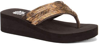 Yellow Box Shoes Women's Sandals Bronze - Bronze Sulay Leather Sandal - Women