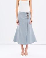 CHRISTOPHER ESBER Fossiled Resin Skirt