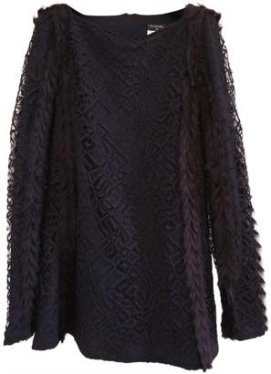 Chanel Purple Lace Dresses