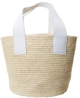 Sensi Large straw bag