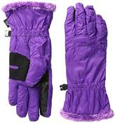 Isotoner Women's smarTouch smartDRI Packable Gloves with Microluxe