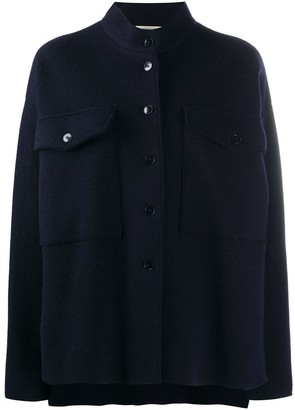 Barena Button-Down Oversized Jacket