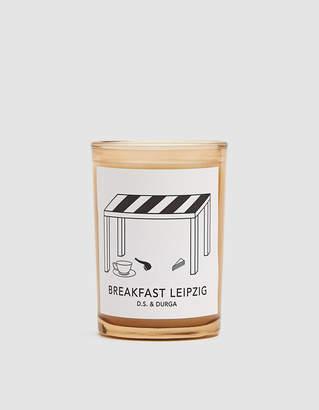 D.S. & Durga Breakfast Leipzig Candle
