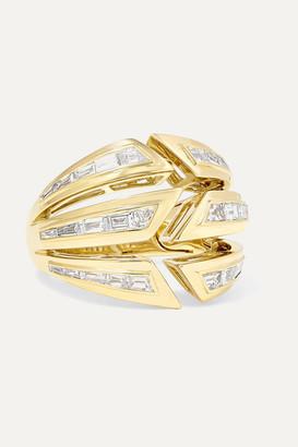 Stephen Webster Bombe 18-karat Gold Diamond Ring - 7
