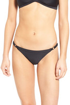 RVCA &Seaward& Ring Detail Bikini Bottoms