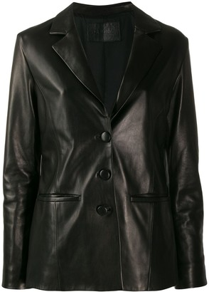 Drome single breasted jacket