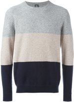 Eleventy crew neck sweater