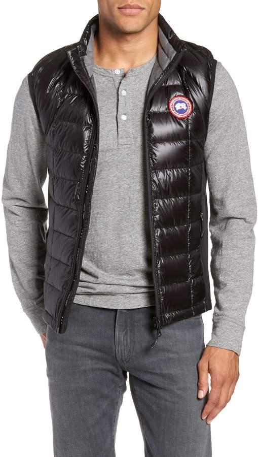 Canada Goose 'Hybridge(TM) Lite' Slim Fit Packable Quilted 800-Fill Down Vest