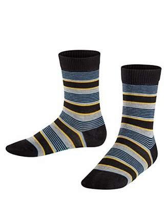 Falke Boy's Mixed Stripe Calf Socks