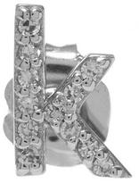 KC Designs Rose Gold Diamond K Single Stud Earring