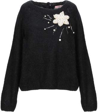 Rose' A Pois Sweaters - Item 39962109SN