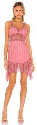 NBD Ahlani Mini Dress