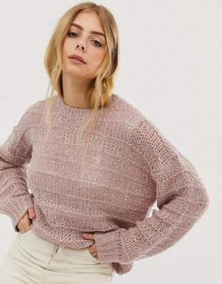 Raga Kaylie loose knit sweater