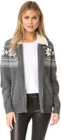 The Kooples Boyfriend Cardigan
