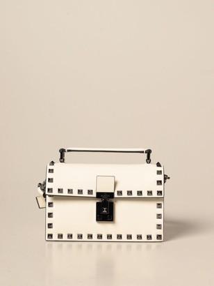 Valentino Rockstud Leather Bag / Belt Bag
