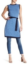 Cullen Long Belted Silk Blend Tabard