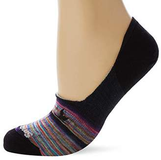 Smartwool Women's Curated No Show Socks,Medium (Size:M)