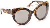3.1 Phillip Lim Cat Aviator Sunglasses