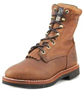 Georgia Boot G3114 Women W Round Toe Leather Work Boot.