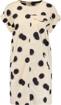 Marc by Marc Jacobs Printed cotton mini dress