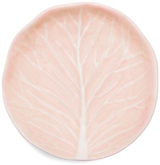 Tory Burch Lettuce Ware Canape Plate Set Of Four
