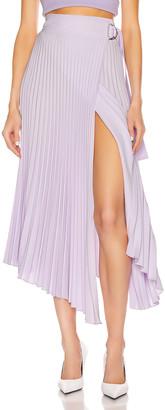 A.L.C. Arielle Skirt in Chuckoo   FWRD