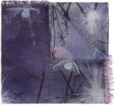 Mary Katrantzou - fairies print scarf