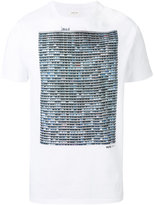 Wood Wood printed T-shirt - men - Cotton - S
