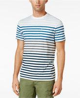 Tommy Hilfiger Men's Big & Tall Transport Stripe T-Shirt