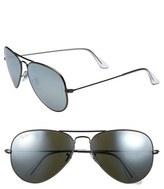 Ray-Ban Men's Original Aviator 58Mm Sunglasses - Gold/ Green Mirror