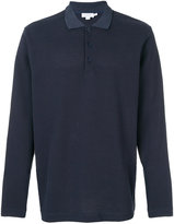 Sunspel long sleeve polo shirt