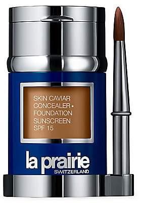 La Prairie Women's Skin Caviar Concealer Foundation Sunscreen SPF 15 - Tender Ivory