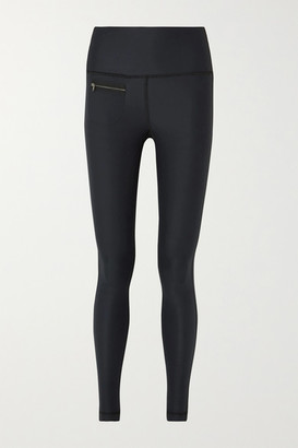 Erin Snow Peri Stretch Ski Leggings - Black