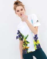 adidas by Stella McCartney Essential Nature Tee