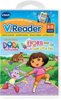 Vtech V. Reader Cartridge in Dora