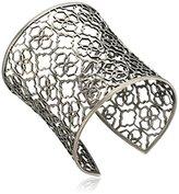 Kendra Scott Aimee Antique Silver Cuff Bracelet